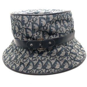 Christian Dior Diorissimo Bucket Hat